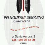 Peluquería de Caballeros Serrano