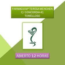 Farmacia LDA. Mª Teresa Menchén